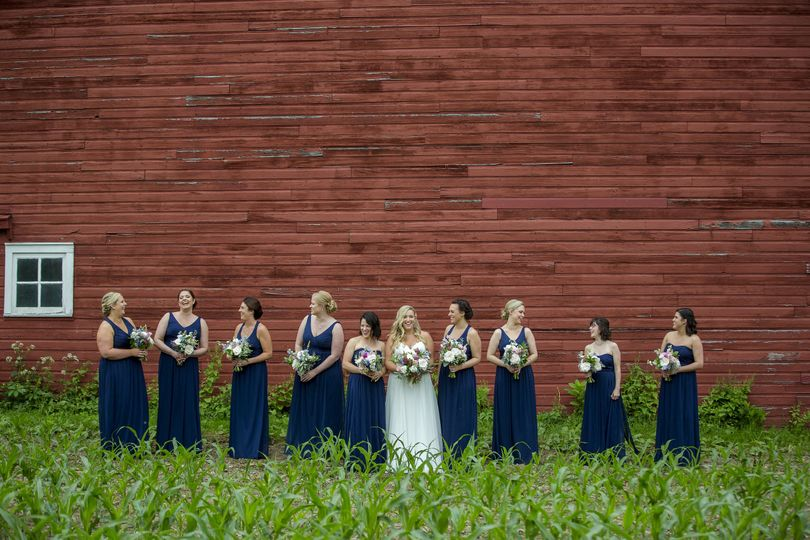 Chautauqua Lake Wedding