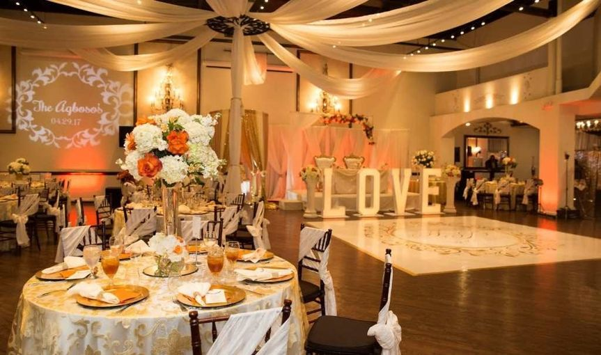 One of our 4 Ballrooms