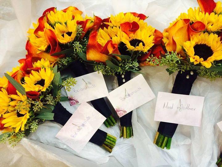 Tmx 1454992637550 1257323310123764754751423320962589443785364n New City wedding florist