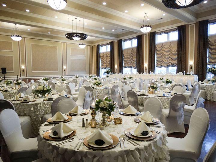 Reception in Grande Ballroom