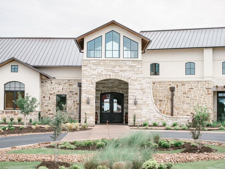 Tmx 1515538937 B034f4e1de0bcff3 1515538936 0a64bffa6d985793 1515538935661 3 Front Entrance Dripping Springs, TX wedding venue
