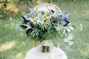 Something Blue Floral Events
