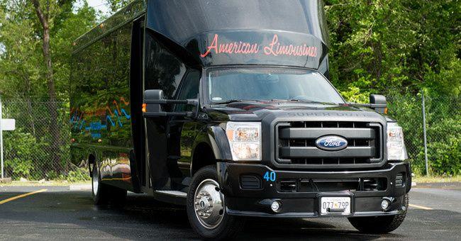 Tmx 1485875283758 Ali Limo Coach Baltimore, Maryland wedding transportation