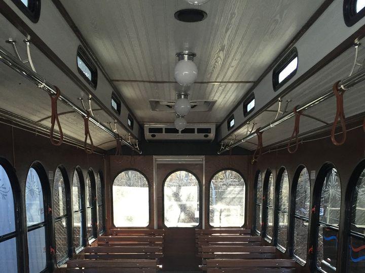 Tmx 1485875996366 Trolley 1 Baltimore, Maryland wedding transportation