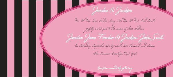 Tmx 1284503604967 Aimee Brooklyn wedding invitation