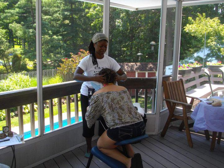 Tmx Sherley Chair Massage 51 301290 Teaneck, NJ wedding beauty