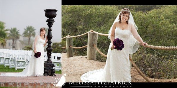 A wedding at The Cliffs Resort in Pismo Beach, California.