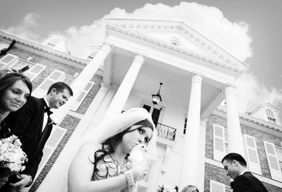 women's federation austin wedding