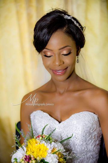 Classic Bridal Glam