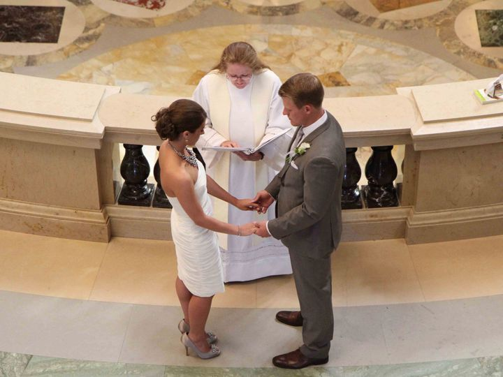 Tmx 1374516381294 Koruceremonystatecapitol7 Deerfield, WI wedding officiant