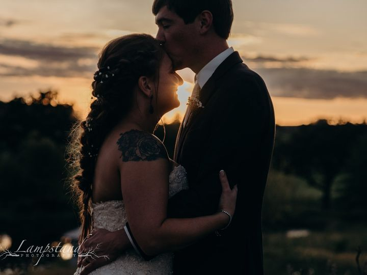 Tmx Katie Little And Brennan Schmidt 9 14 19 Oaks Golf Course Lampstand Photog 51 592290 157781323583346 Deerfield, WI wedding officiant