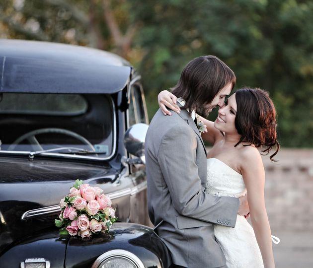 cover image for wedding album