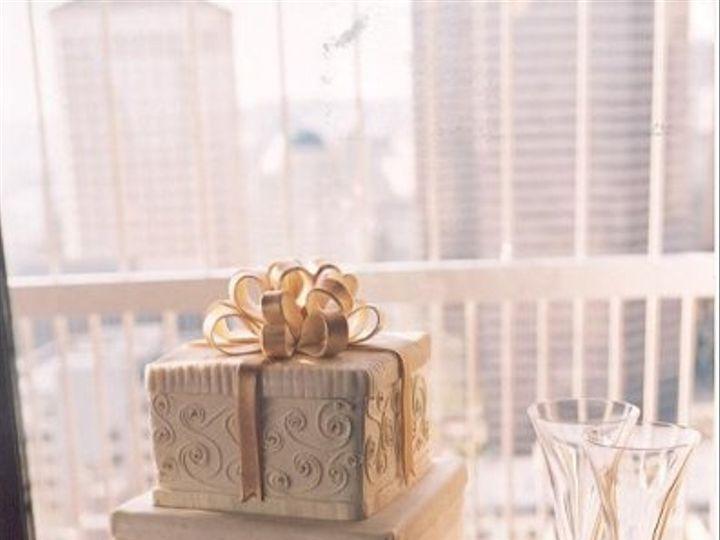 Tmx 1241072452265 GoldenBoxesserves100 Seattle wedding cake