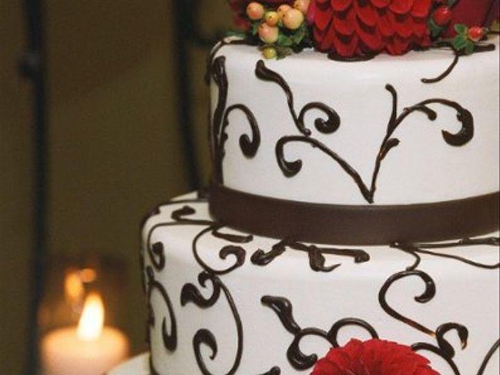 Tmx 1241072596187 Cake Seattle wedding cake