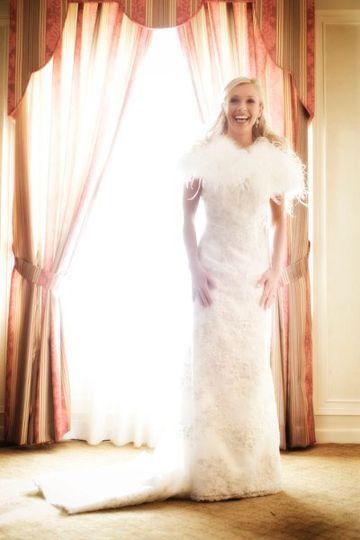 Sheath dress with sleeves