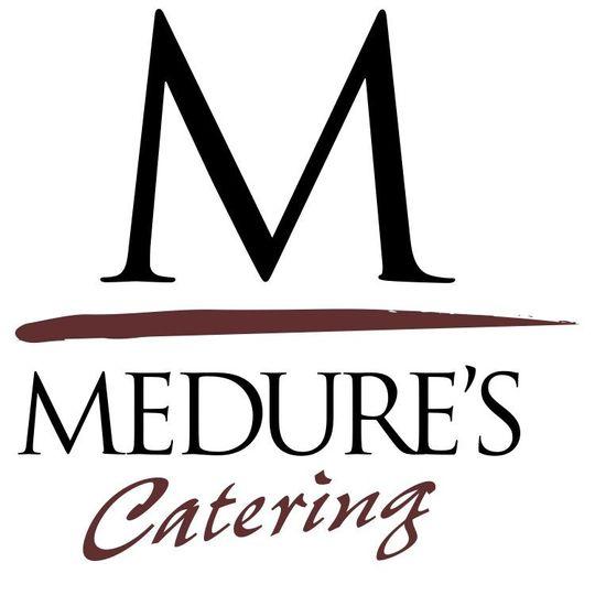 17353b2ba47ec094 Medure s Catering Logo