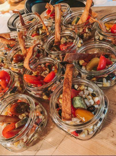 Medure's Catering Appetizers