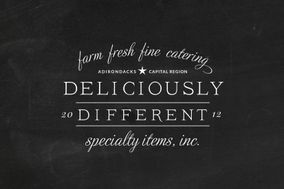 Deliciously Different Specialty Items