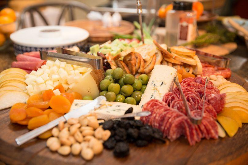 Antipasti/Cheese Board