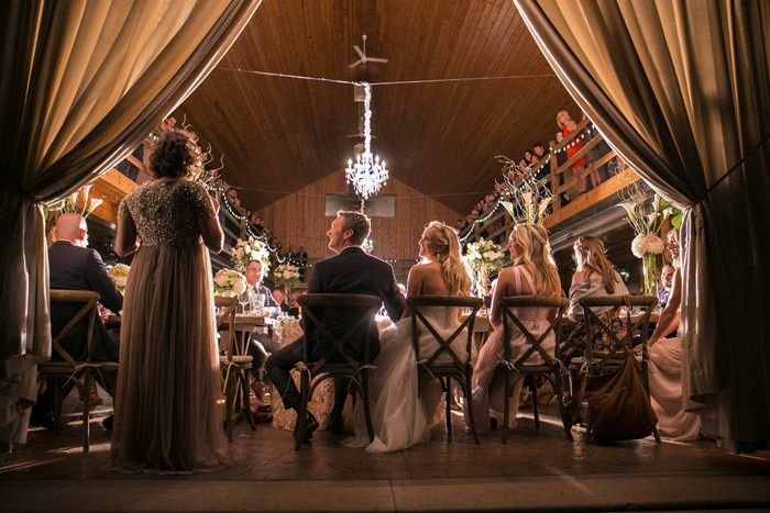 barn wedding reception in copley ohio