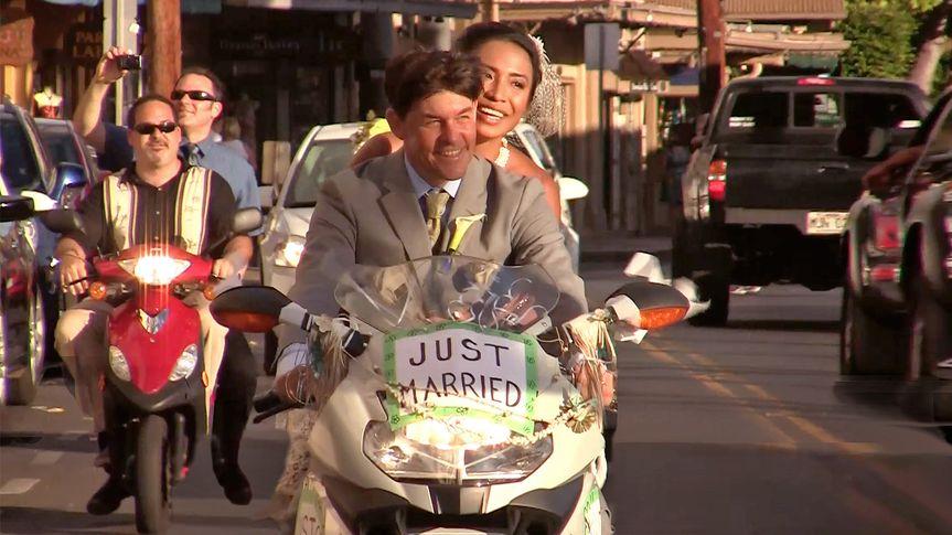 gayle and david wedding still