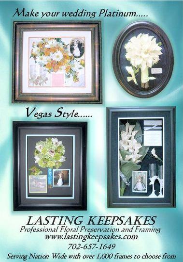 Lasting Keepsakes