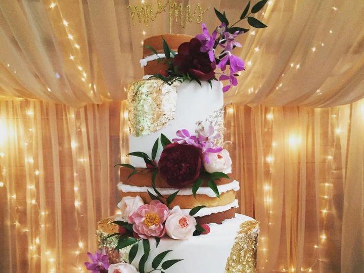 Tmx 1466002994676 114272368283674205507663261949418632304390n Williamsburg wedding cake