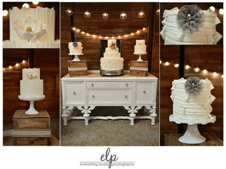 Tmx 1466003422713 162178210150353623454956190691401n Williamsburg wedding cake