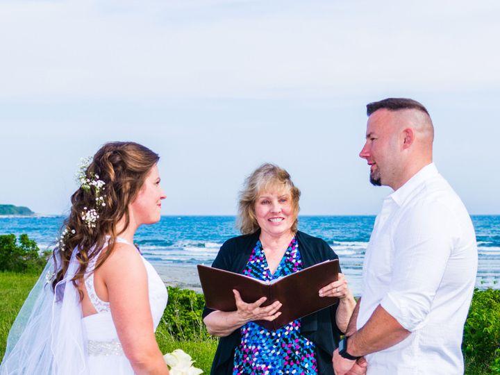 Tmx 1528553576 Dbd1dd95110e8a89 Kat Beach Officiant Newport, RI wedding officiant