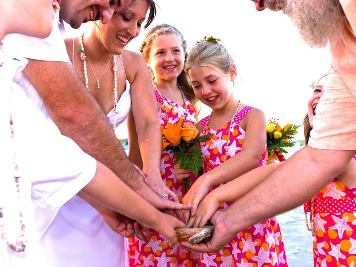 Tmx Sand Ceremony With Kids 51 579290 1563904870 Newport, RI wedding officiant