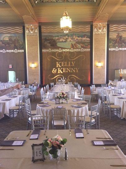 the wedding planner omaha durham reception