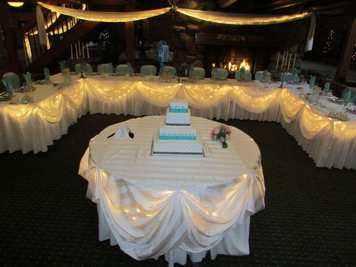 Atrium Ballroom Head Table