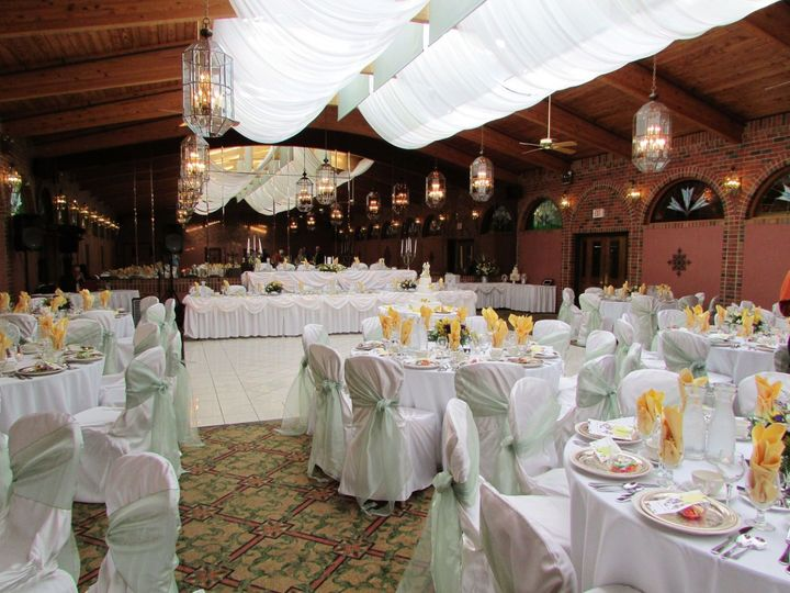 Terrace Ballroom Seating
