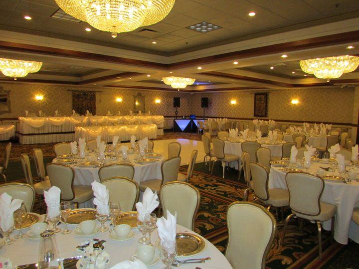 Grand Ballroom Seating
