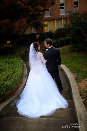 Couple's photo