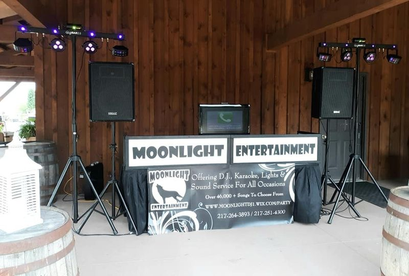 Party DJ Setup