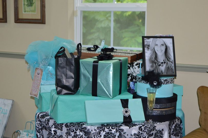 Gift set-up