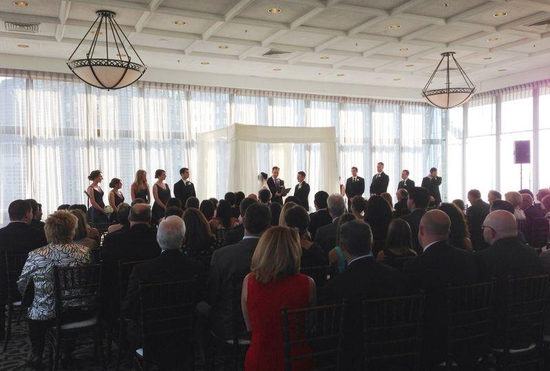 Wyndham Grand Ceremony