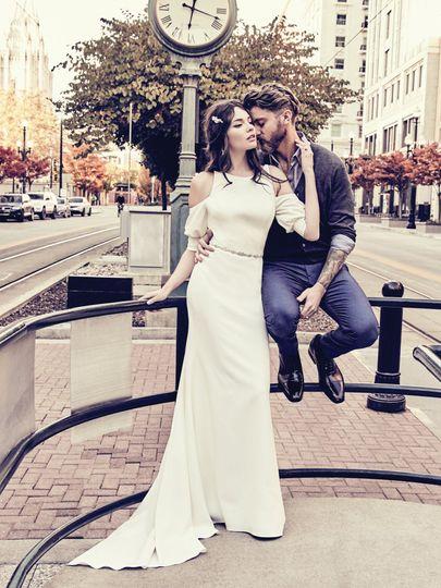 e447970566 Maggie Sottero Designs - Dress   Attire - Salt Lake City