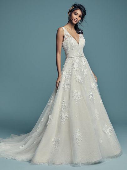 9075b4fe1cd Maggie Sottero Designs - Dress   Attire - Salt Lake City