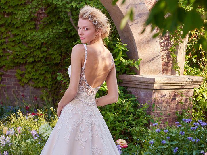 Tmx 1476810641807 Rebecca Ingram Allison 7rs305 Back  wedding dress