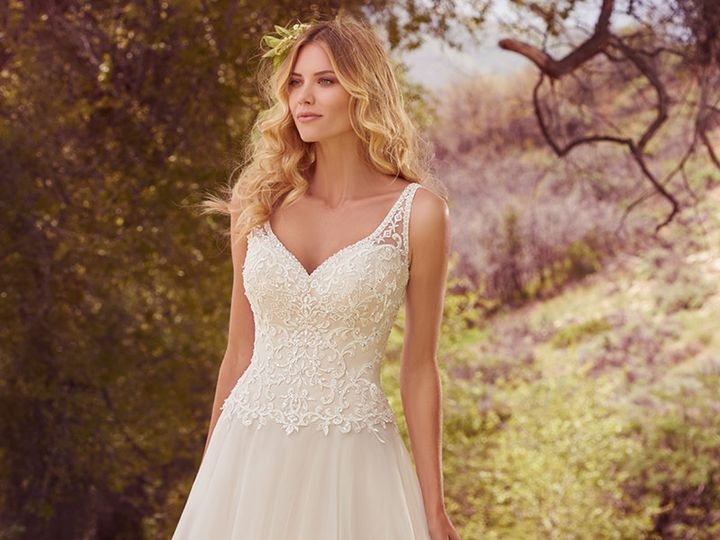 Tmx 1477938012503 Maggie Sottero Krisha 7mn360 Main  wedding dress