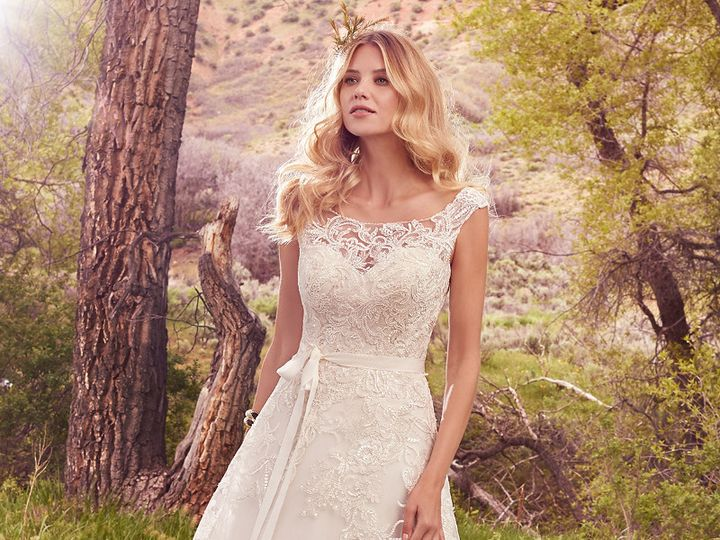 Tmx 1477938257093 Maggie Sottero Ophelia 7ms378 Main  wedding dress