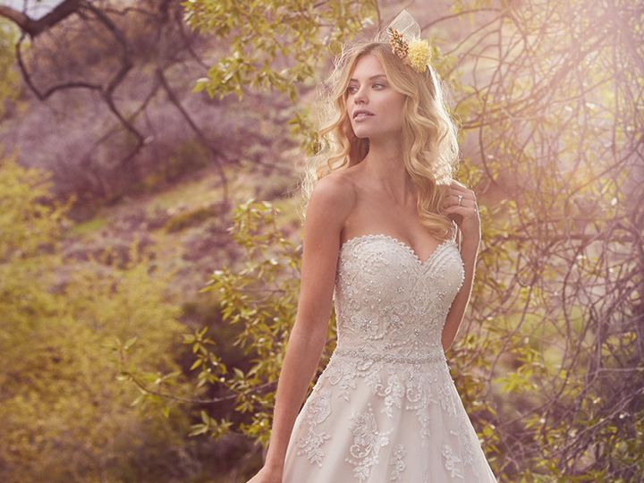 Tmx 1477938340894 Maggie Sottero Reba 7ms335 Main  wedding dress