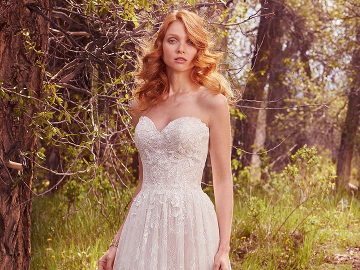 Tmx 1477938368414 Maggie Sottero Rylie 7ms392 Main  wedding dress