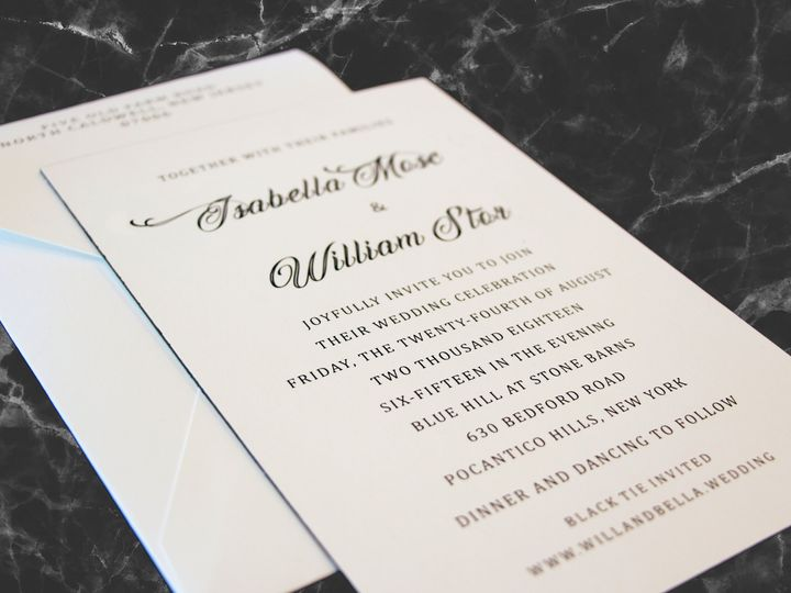 Tmx Wed 14 51 408390 Livingston, New Jersey wedding invitation