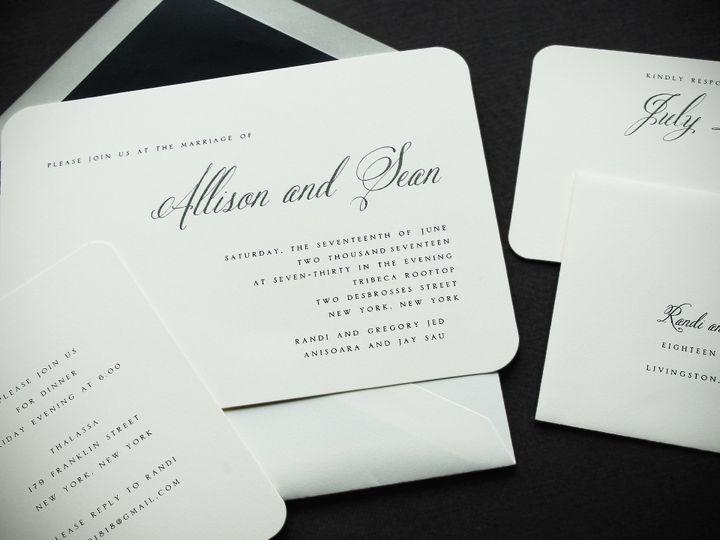 Tmx Wed 17 51 408390 Livingston, New Jersey wedding invitation