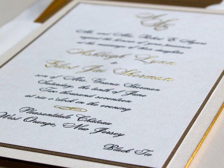 Tmx Wed 6 51 408390 Livingston, New Jersey wedding invitation
