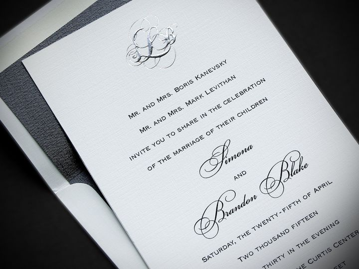 Tmx Wed 7 51 408390 Livingston, New Jersey wedding invitation
