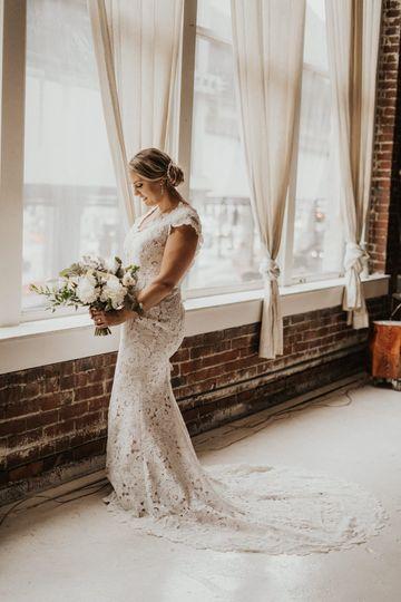 Downtown Seattle Wedding